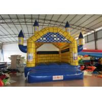 China Amusement Park Custom Made Inflatables 5 X 6m Safe Nontoxic 0.55mm Pvc Tarpaulin wholesale