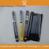 China 0.5*3m small size 2Ply scratch resistant car window solar tinting film with G5%,G20%,G35% wholesale
