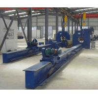 China Light Pole Longitudinal Seam Welder 3m/min With Gas Shield Welding wholesale