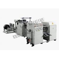 Quality Full automatic coreless rolling Plastic bag making machine for garbage bag for sale