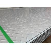 China Embossed 304 Grade Stainless Steel Surface Finish Sheets Wear Resistance wholesale