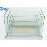Quality Ultra Clear white Glass Arc 5 In 1 Set Mini Aquarium Fish Tanks Square Customized Fish Tank for sale