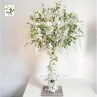 China UVG 4ft Tall Wedding Centerpieces for Tables Wisteria and Cherry Blossom Artificial wholesale