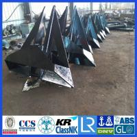 China Offshore China Manufacturer 3T Delta Flipper Anchor With DNV ABS CCS BV NK Class wholesale