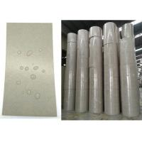 Buy cheap 100% Recycled  Glossy and flat Waterproof PE Coated Grey Paper Board in Roll from wholesalers
