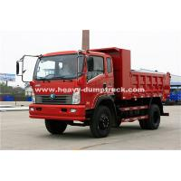 Quality SINOTRUK 4x2 Howo Dump Truck Truck Right Hand Drive Vehicles With 6.5m³ Bucket wholesale