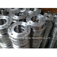 China 316L Steel Pipe Fittings / Stainless Steel Pipe Flange High Pressure Forged wholesale