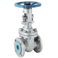China Flanged End API 600 Gate Valve CABON STELL Rising stem wholesale