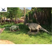 China Life Size Realistic Animal Statues Resin Silicone Model Environmental Protection wholesale