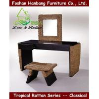 cheap seagrass bedroom furniture set of foshanhanbang