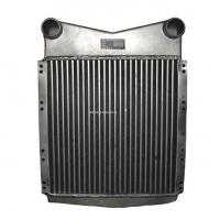 China Compact Combined Car Intercoolers Brazed Fin Heat Exchanger wholesale