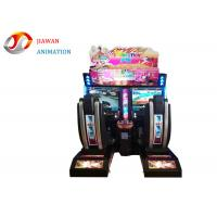 Buy cheap 3D Outrun Racing Arcade Game Machines 32 Inches Display Racing Game Simulator from wholesalers