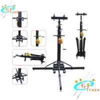 China Alu 6061-T6 GF Heavy Duty Lighting Tower Truss For Concert wholesale