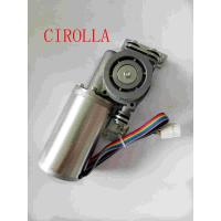 China 75W and 24VDC low noise brushless round Automatic door motor with CE and SGS certifictate wholesale