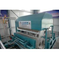 Quality Chicken Box Making Machine Pulp Molding Machine , Egg Tray Production Line for sale
