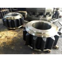 China AISI 4340(34CrNiMo6,1.6582,SAE 4340)Forged Forging Steel Sugar Mill Crown Pinion Gears wholesale