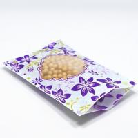 China Heat Sealing Plastic Flat Bags Clear Customized Thickness For Food Packing wholesale