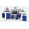 China 50Hz 380v Hot Food Paper Cup Lid Making Machine , paper cap making machine wholesale