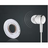 Buy cheap Metal 3.5 Mm Wired Bluetooth Earphone For Apple With Noise Isolating from wholesalers