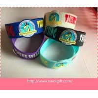 China fashion design china made silicone wristband wholesale
