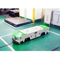 China WIFI Communication Bi Directional Tunnel AGV Vehicle With ±10mm Guiding Accuracy wholesale