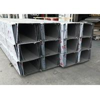 China 304 316l 321 310s 410 430 U Channel Stainless Steel , Stainless Steel Angle Bar wholesale