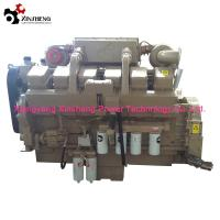 Buy cheap CCEC Cummins Turbocharged Diesel Engine Electric Start KTA38-P980 For Construction Usage from wholesalers