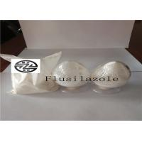 China Highly Effective Flusilazole 40 EC 1.17 g/cm3 Pure White Crystal Powder wholesale