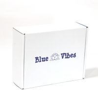 China 350gsm CMYK Recycled Parcel Mail Printed Corrugated Box wholesale