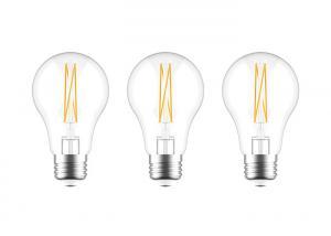 China 806LM Low Energy Consumption 8W E27 Base Filament Led Light Bulbs wholesale