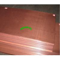 China Copper Plate/Sheet/Coil wholesale