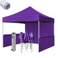 Buy cheap Small Trade Show Tent Customized Color 600D Oxford Fabric Graphic Material from wholesalers