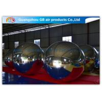 China Air Mirror SphereInflatable Holiday Decorations Ball Attractive For Party Show wholesale