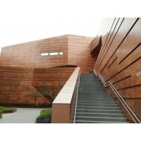 China Anti Static Copper Aluminum Composit Building Material Gold Copper Brushed wholesale