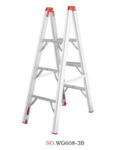 China Multi Purpose 2x3 4ft Aluminium Folding Ladder wholesale