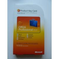 Quality Microsoft Office Professional 2010 Product Key Card ,Microsoft Office 2010 Product Key Card for sale