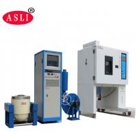 China Thermal Combined Vibration Climatic Test Chamber Single Door Integrated Test System wholesale