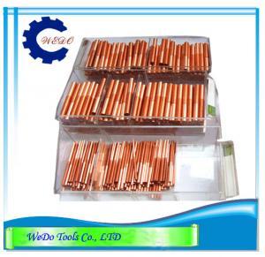 China M6x1.0 EDM Electrode Thread Copper Electrode Thread Tapper For EDM Spark Machine wholesale