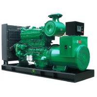 Quality 400KW / 500kva Cummins Diesel Generators Open Type , Low Fuel Consumption for sale