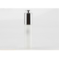Buy cheap Custom Frosted 30ml Essential Oil Glass Dropper Bottle Cosmetic Packaging from wholesalers
