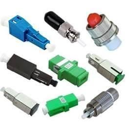 China SC 27 28 29 30 DB Fiber optic attenuator adapters for LAN  WAN FTTP wholesale