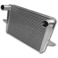China Aluminum Finned Tube Heat Exchanger For Diesel Engine / Generator / Automobiles wholesale
