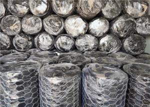 China 17-25# Wire Diameter 3inch Width Galvanized Hexagonal Wire Mesh wholesale