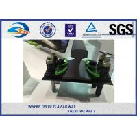 China Vossloh Skl14 Tension Clamp/W14 Railway Fastening System/SKL14 Elastic Rail Clip wholesale