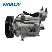 Buy cheap Nissan March Vehicle AC Compressor 7PK 92600ED07A 92600ED000 92600-AX010 92600 from wholesalers