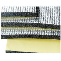 China Physical Closed Cell XLPE HVAC Insulation Foam Alu Foil / Adhesive 10-30mm Thickness wholesale