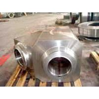 China Forged Forging Steel ASTM A694 F52 + Inconel 625 Overlay Overlayed Piggable WYES Asymmetric wholesale