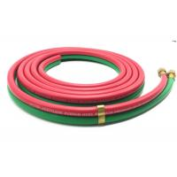 Buy cheap Grade R 3 / 16 Inch x 25 FT Rubber Twin Welding Hose For American Market from wholesalers