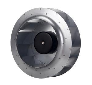 China Metal EC AC Centrifugal Fan Backward Curved External Rotor Motor Brushless 140 230V wholesale