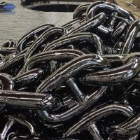 China China Supplier Qinhuangdao  Marine Stud Link Anchor Chain In Stock wholesale